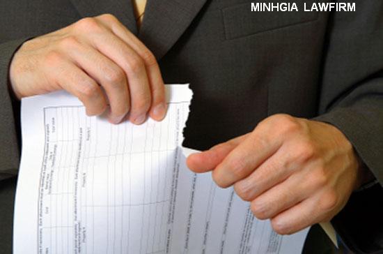 Có được phép thay đổi nội dung đã thỏa thuận trong hợp đồng lao động