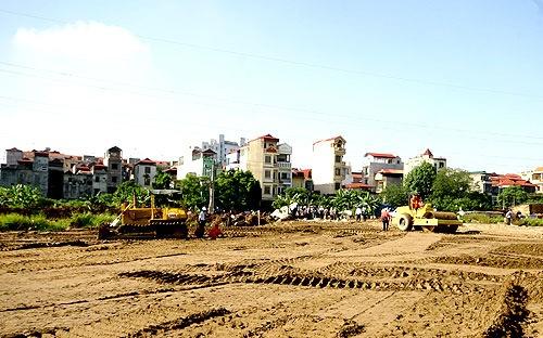 Tư vấn bồi thường cho đất không phải đất ở khi bị thu hồi