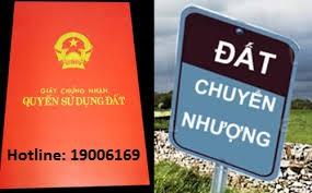 Mua đất qua giấy viết tay chưa có xác nhận của chính quyền địa phương