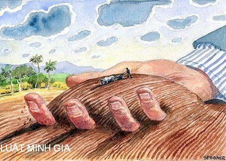 Thủ tục chuyển mục đích sử dụng đất từ đất vườn sang đất ở