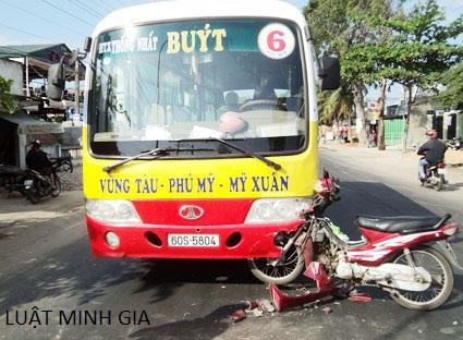 Trách nhiệm pháp lý khi tham gia giao thông gây tai nạn