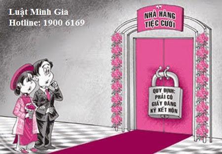 Kết hôn với người nước ngoài tại Việt Nam?
