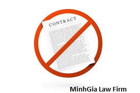 Mâu thuẫn ảnh hưởng xấu đến việc gia hạn hợp đồng lao động