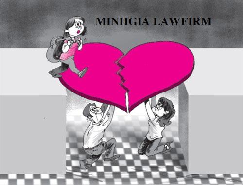 Thủ tục khởi kiện vụ án ly hôn theo yêu cầu của một bên