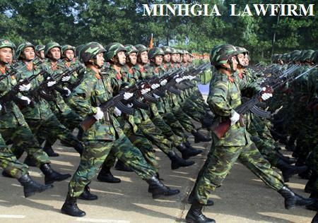 Tư vấn trường hợp được miễn nhập ngũ theo pháp luật hiện hành