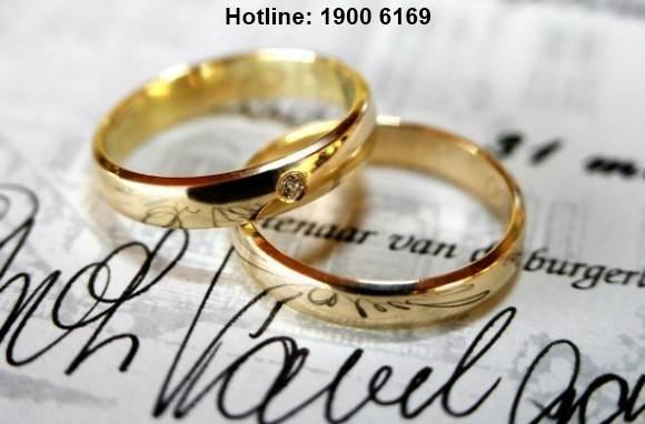 Thủ tục kết hôn với người nước ngoài tại nước họ cư trú