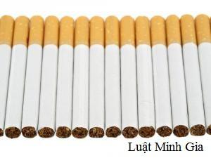 Sản xuất thuốc lá tại Việt Nam đối với doanh nghiệp nước ngoài?