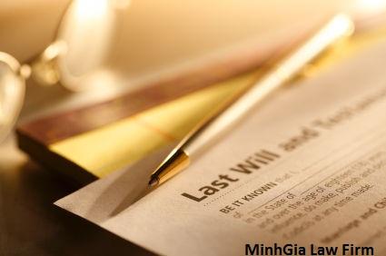 Quy định của pháp luật về di chúc không có người làm chứng