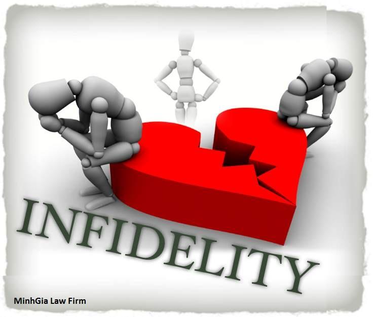Xử phạt vi phạm hành chính đối với hành vi ngoại tình