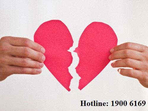 Tư vấn miễn phí về thủ tục ly hôn đơn phương