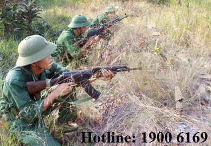 Điều kiện được miễn gọi nhập ngũ trong thời bình