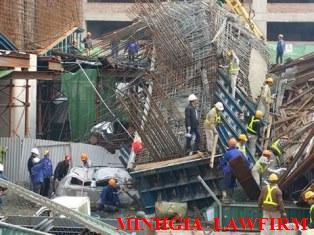 Luật sư tư vấn về vấn đề bồi thường do tai nạn lao động