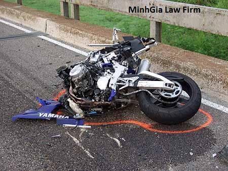 Khi công an trưng dụng phương tiện và gây tai nạn giao thông