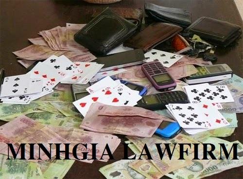 Tư vấn về tội đánh bạc theo quy định của pháp luật