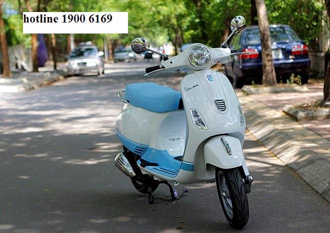 Thủ tục thay đổi màu sơn xe máy được thực hiện ở đâu?