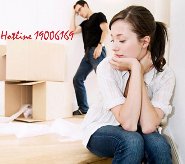 Tư vấn về trường hợp chia tài sản sau khi chấm dứt hôn nhân