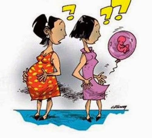 Cách tính chế độ thai sản cho lao động nữ khi sẩy thai