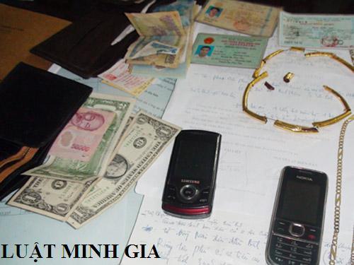 Khởi tố hành vi cướp giật tài sản và chế độ chịu trách nhiệm