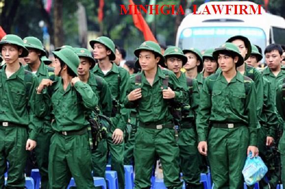 Quy định về thời hạn nộp đơn đăng ký tham gia nghĩa vụ quân sự?