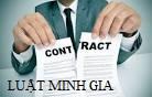 Thủ tục giải quyết tranh chấp khi bị đơn phương chấm dứt hợp đồng lao động