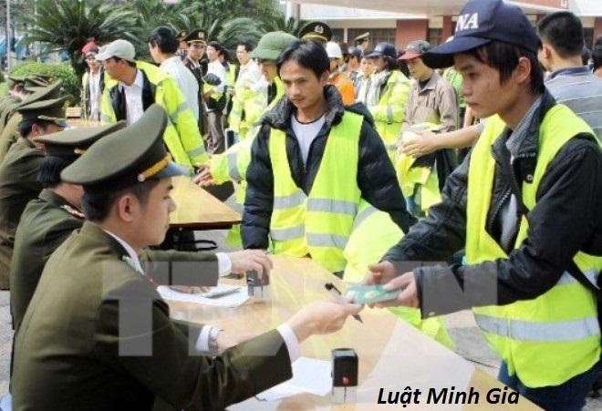 Tư vấn lao động ở Nhật Bản muốn chấm dứt hợp đồng lao động