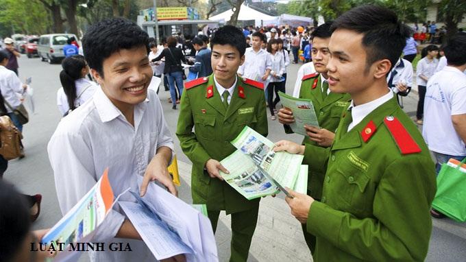 Hỏi về chính sách ưu tiên khi dự thi xét tuyển CĐ, ĐH đối với quân nhân xuất ngũ