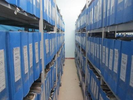 Quyền lợi hưởng phụ cấp độc hại với văn thư lưu trữ