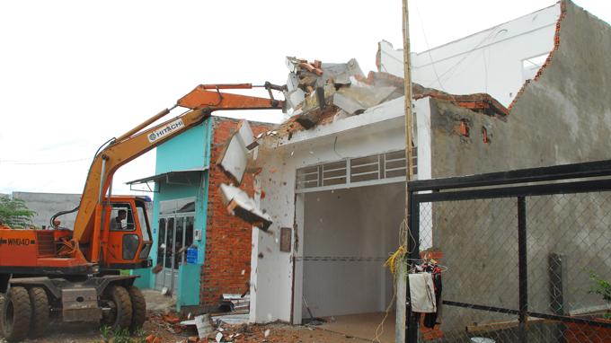 Xây nhà khi chưa có giấy phép xây dựng bị phạt như thế nào?