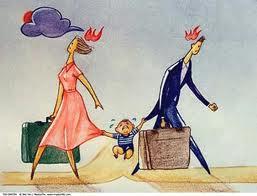 Tư vấn về vấn đề nuôi dưỡng con khi ly hôn