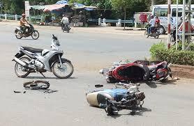 Tư vấn trường hợp điều khiển xe máy khi không có bằng lái xe gây tai nạn chết người