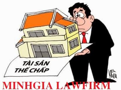 Hợp đồng vay tài sản và hợp đồng thế chấp quyền sử dụng đất