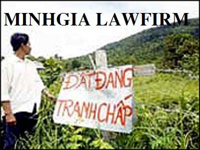 Tư vấn thủ tục giải quyết tranh chấp đất đai theo quy định của pháp luật
