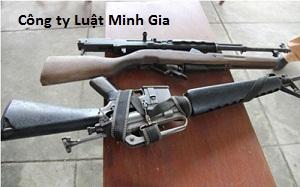 Quy định về tội tàng trữ, sử dụng trái phép vũ khí