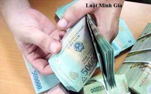Tư vấn về thủ tục đòi tài sản có hợp đồng vay ?