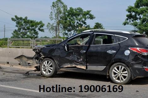 Mức bồi thường theo quy định của pháp luật khi có tai nạn giao thông