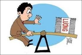 Mức lương khi làm hợp đồng trong cơ quan nhà nước!
