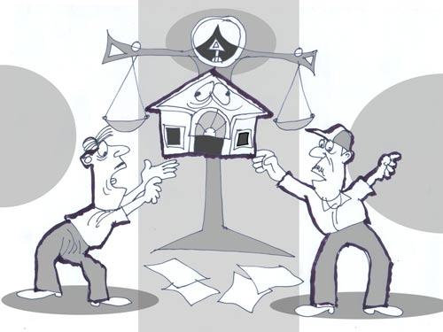 Tư vấn về thủ tục giải quyết tranh chấp đất đai