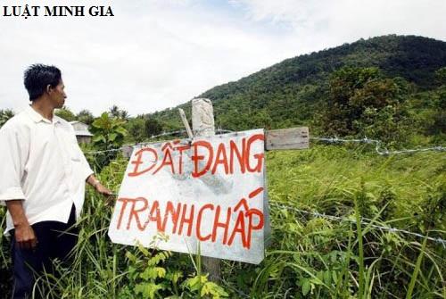 Xác định quyền sử dụng đất khi có tranh chấp mà các bên không có giấy tờ về QSD đất