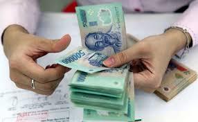 Tiền lương tăng thêm đối với người lao động có hệ số lương từ 2,34 trở xuống
