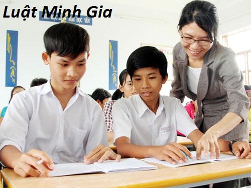 Quyền giảng dạy của Nhà giáo