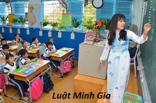 Giáo viên tiểu học, có được hưởng lương tăng thêm theo Nghị định 17/2015/NĐ-CP?