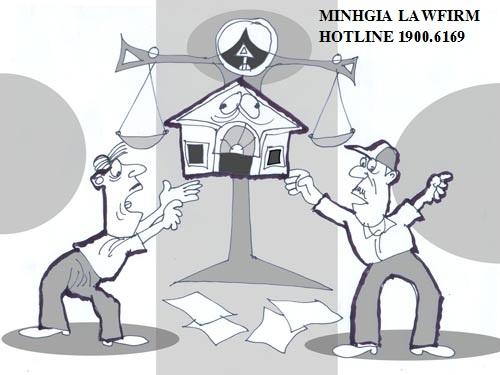 Tài sản chung của vợ chồng và chia di sản thừa kế theo pháp luật