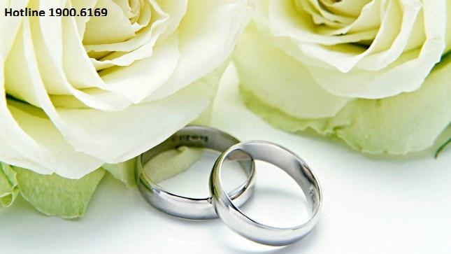 Thủ tục xin giấy xác nhận tình trạng hôn nhân và đăng ký kết hôn trong nước