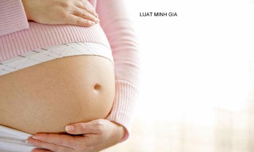 Quyền lợi được hưởng đối với lao động nữ sinh con