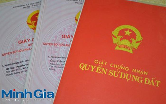 Điều kiện công nhận QSDĐ - Thời gian đăng ký cấp GCNQSDĐ.