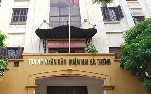 Thông tin tòa án nhân dân quận Hai Bà Trưng - Tp. Hà Nội
