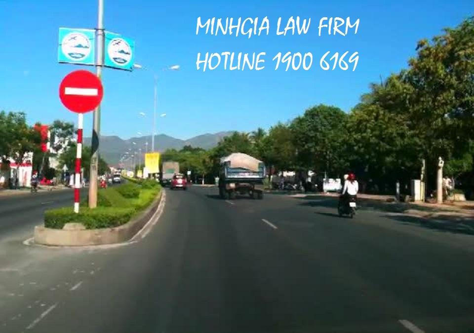 Tư vấn về trường hợp người điều khiển phương tiện GT vi phạm về nhường đường tại đoạn đường giao nhau