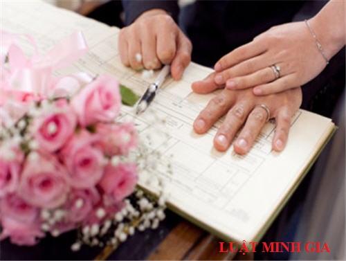 Đăng ký kết hôn giữa nhưng người Việt nam tại nước ngoài