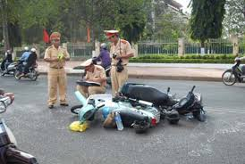 Bồi thường khi người gây tai nạn giao thông có lỗi và chết