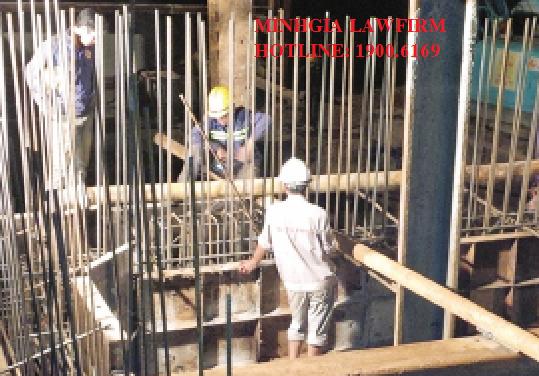 Hướng xử lí đối với những hành vi nhằm cản trở người khác xây dựng công trình
